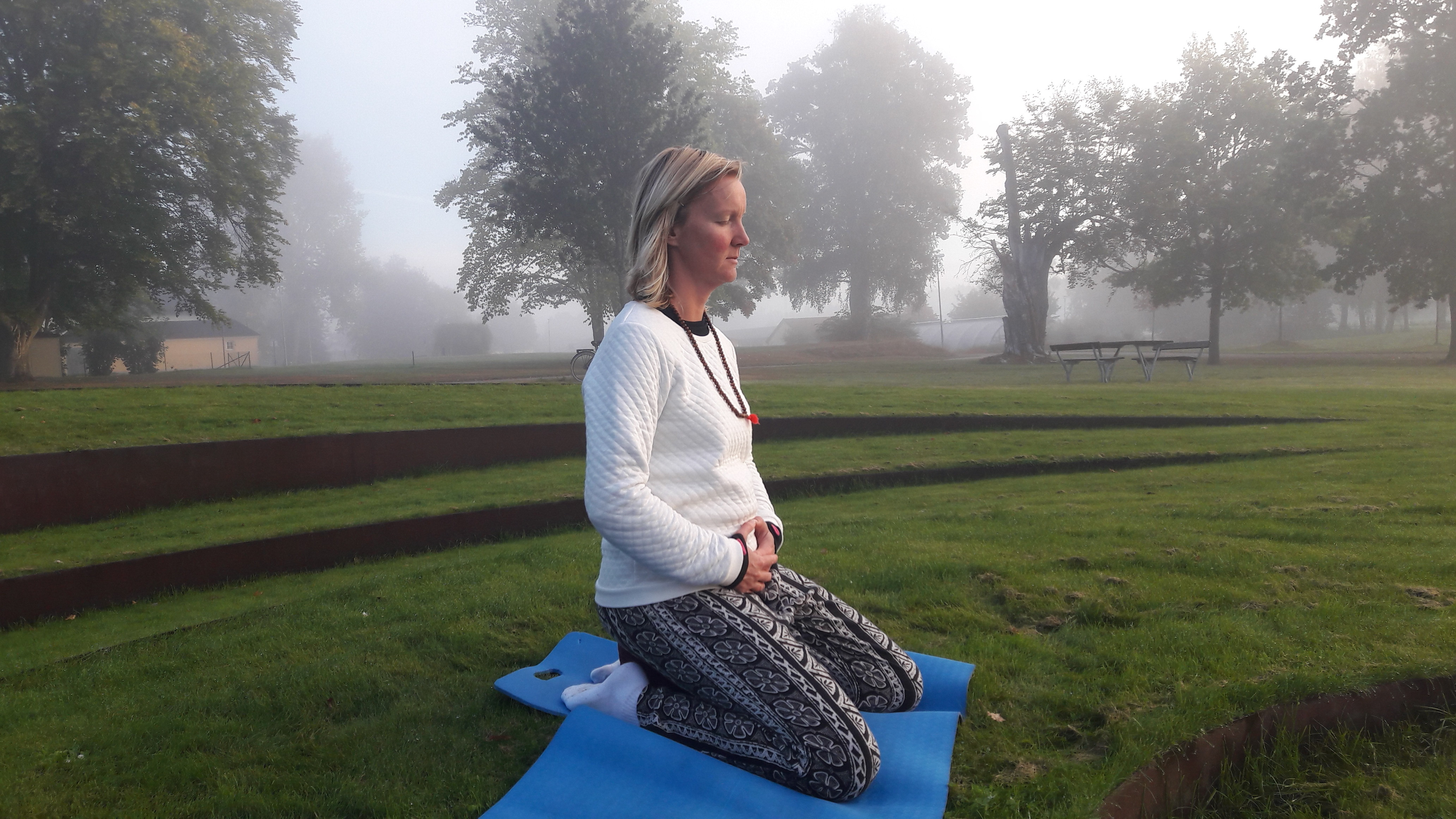sittande meditation
